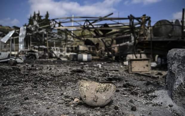 ۲۱ نظامی آذربایجان کشته شدند