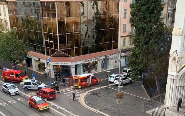 حمله با سلاح سرد در فرانسه با ۳ کشته