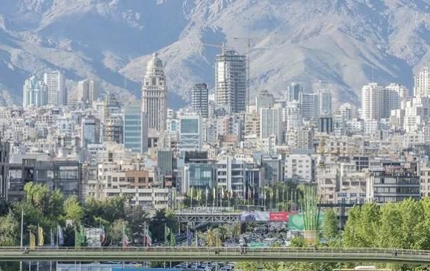 متوسط قیمت مسکن در ۲۲ منطقه تهران +جدول