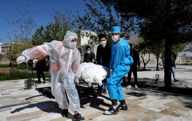 شیوه آمارگیری بیماران و فوتیهای کرونا