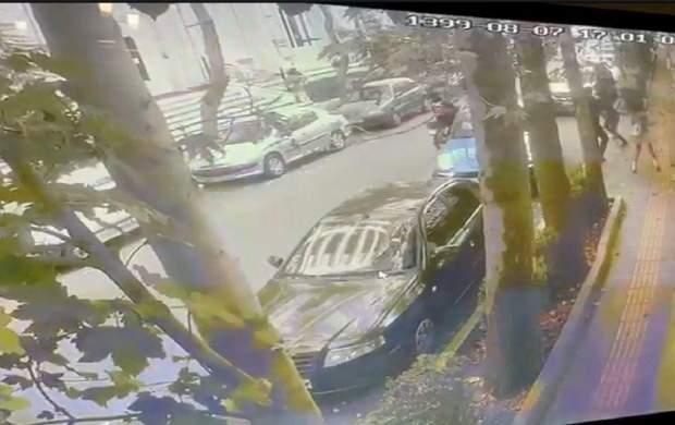 جزئیات سرقت از علی دایی در خیابان آصف