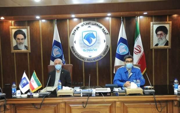 مسیر تحول در ایران خودرو باید حفظ شود/ طرح موضوع احتکار جفا در حق خودروسازان بود