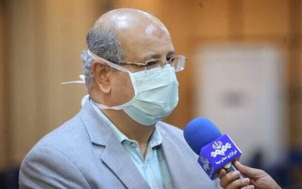 زالی: خطر کرونا در تهران بسیار جدی است