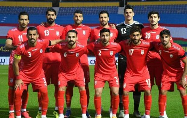 دعوت از ۲۳ بازیکن به تیم ملی فوتبال