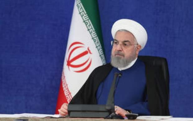 واکنش روحانی به پیروزی جو بایدن