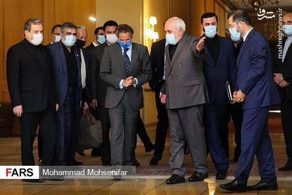 سکوت صالحی و سازمان انرژی اتمی درباره یک گزارش!