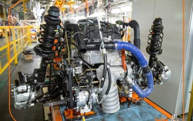 موفقیت موتور خودروی شاهين در آزمونهای عملکردی