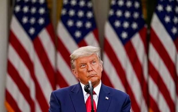 ترامپ: انتخابات برخلاف قانون اساسی بود