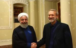 هیچ کسی مثل لاریجانی پتانسیل ریاست جمهوری ندارد/ نظام باید لاریجانی را برای نامزدی ریاست جمهوری متقاعد کند!/ لاریجانی می تواند یک سرمایه بین نسلی باشد