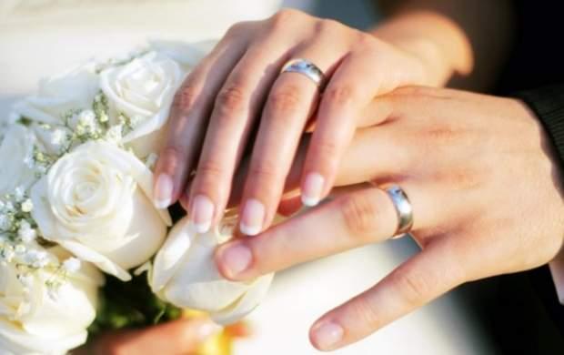 کرونا تجملات عروسی را جارو کرد
