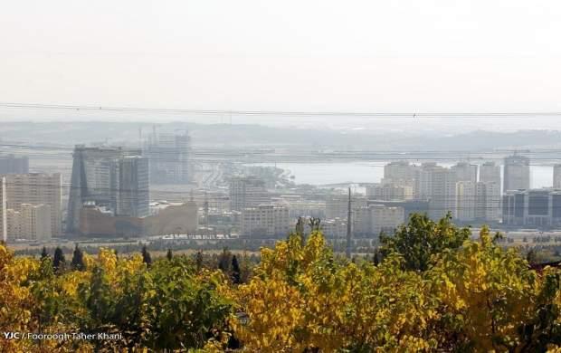 علت بوی نامطبوع امروز تهران چه بود؟