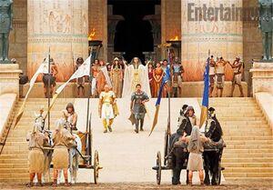 ماجرای اسپانسر سریال حضرت موسی(ع)