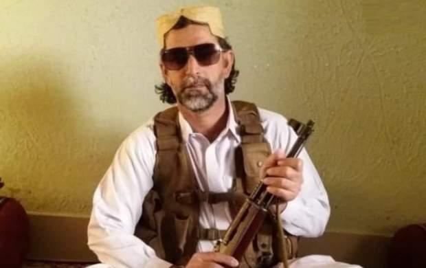 هلاکت یکی از سرکردگان گروهک جیشالظلم