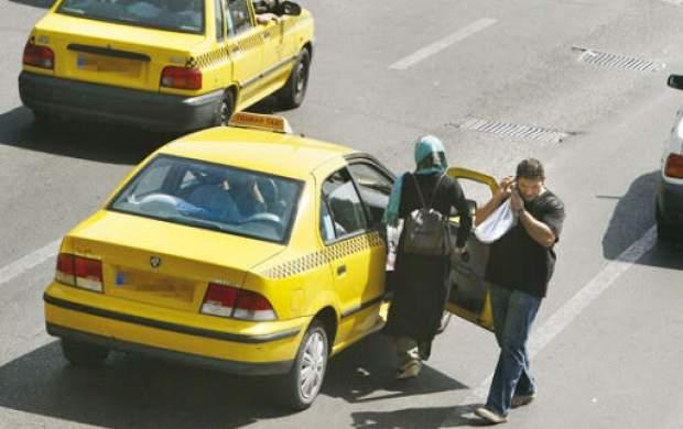 ۹۱ راننده تاکسی به علت کرونا فوت کردند