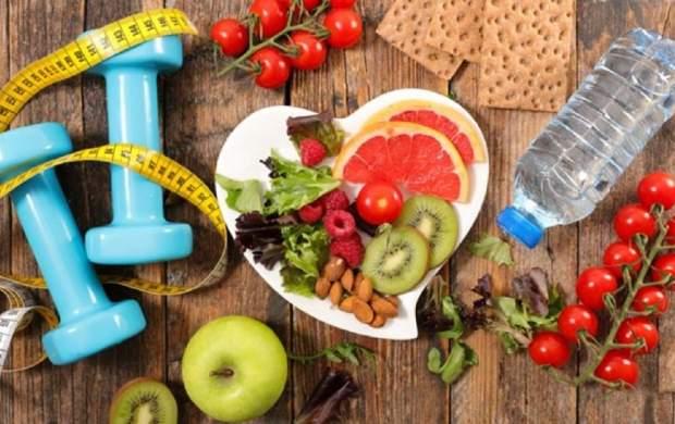 غذا خوردن به کاهش وزن کمک میکند!