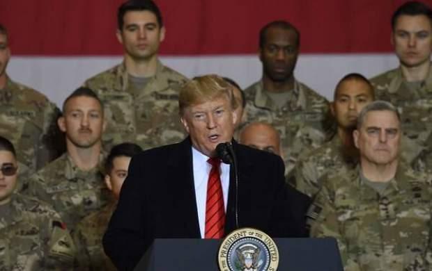 آخرین پشت پای ترامپ به دموکراتها