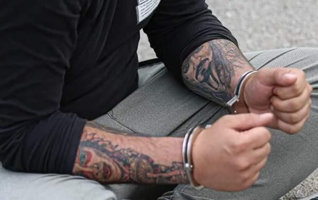 باند «راسو» در دام پلیس افتاد