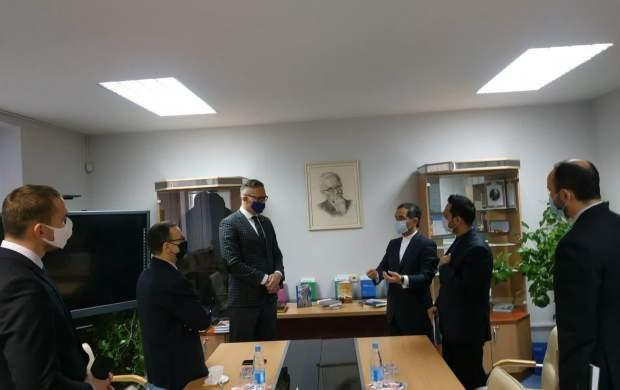 برنامه های سفیر کشورمان در بلاروس به مناسبت روز جهانی فلسفه