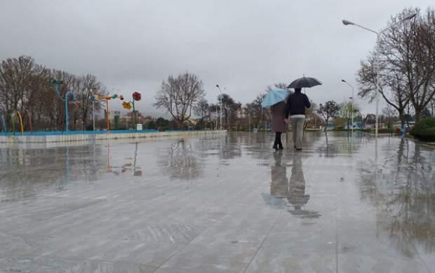 بارش باران امروز در ۱۲ استان شدت میگیرد
