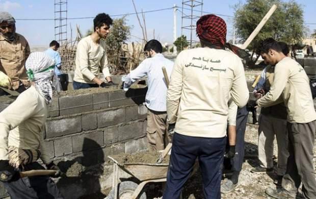 خرابکاری شهرداری را جهادیها جبران میکنند