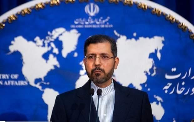 آمریکا مسئول اصابت راکت به سفارت ایران است