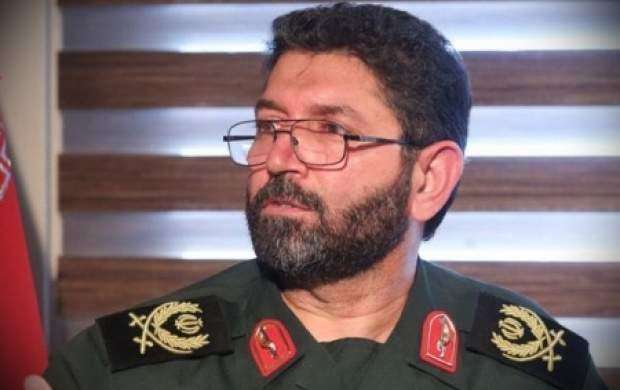 فرمانده جدید سپاه تهران منصوب شد