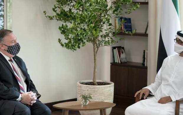 پامپئو «سیاست فشار حداکثری بر ایران» ادامه دارد