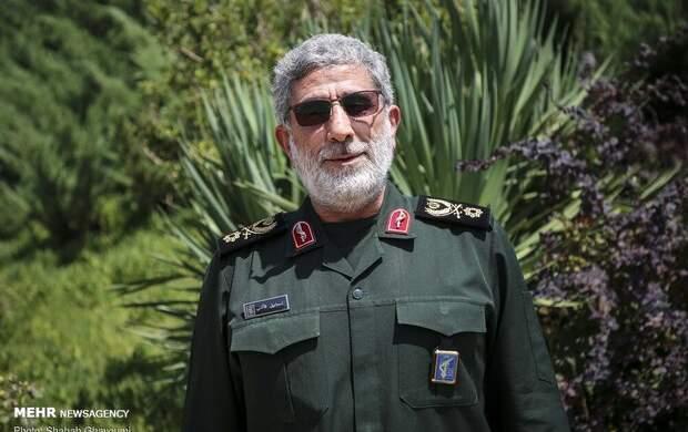 سردار قاآنی هیچگونه صفحه مجازی ندارد