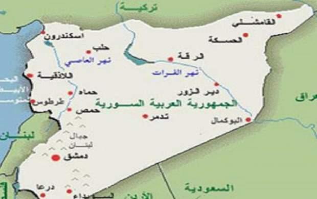 حملات گسترده تروریستها در شهر ادلب