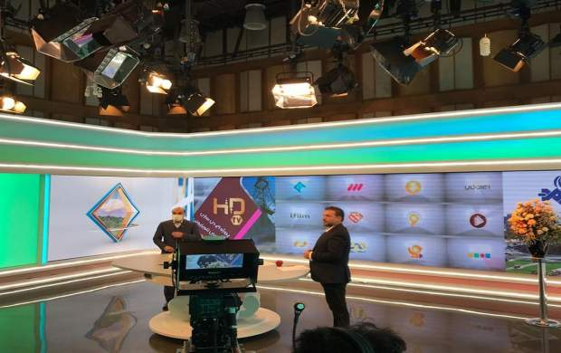 ۱۲ شبکه ملی تلویزیون HD شد