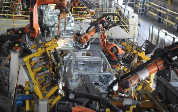 تولید روزانه ایران خودرو در مرز سه هزار دستگاه