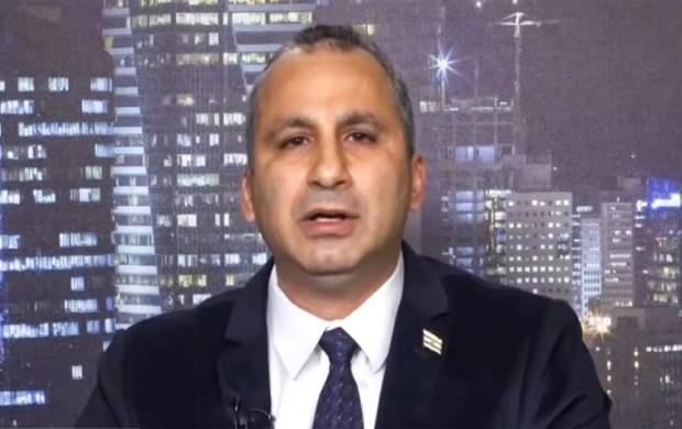 گستاخی وقیحانه عامل موساد در پخش زنده
