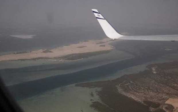 عبور هواپیماهای صهیونیست از عربستان