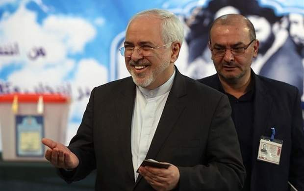 ظریف: آمادگی دارم وزیر خارجه دولت بعدی هم باشم/ کاربران چه جوابی به ظریف دادند؟