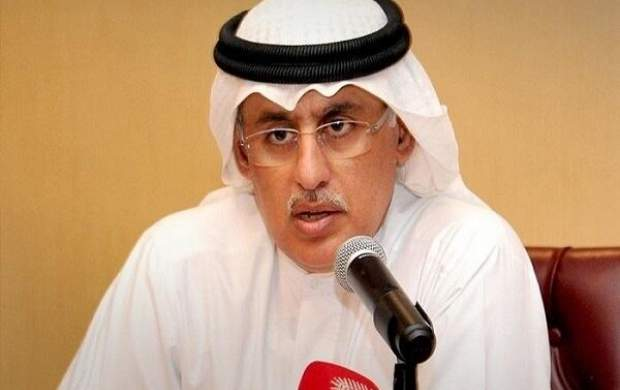 وزیر خارجه بحرین: ایران نیات خصمانه دارد!