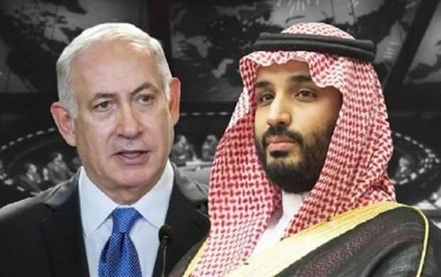 فیلم/ جلسه محرمانه نتانیاهو و بنسلمان