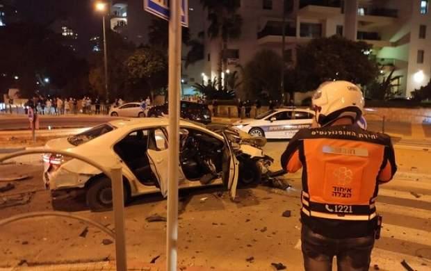 جزئیاتی تازه از انفجار مبهم در تل آویو