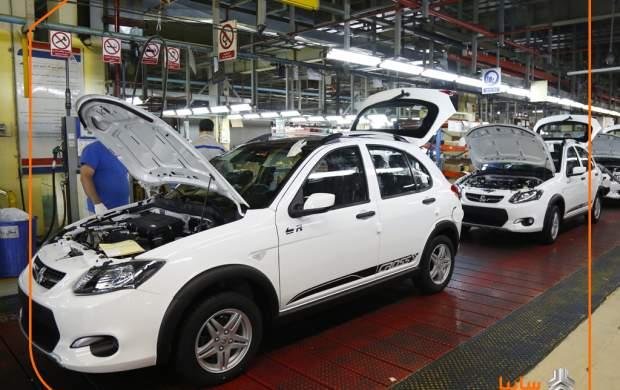 افزایش تولید در اوج تحریم/ رشد ۱۰ درصدی تولید در پارس خودرو