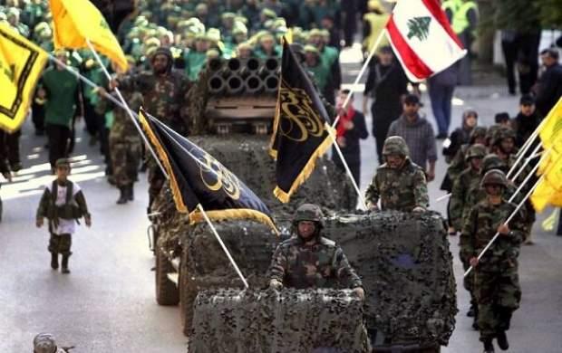 تصاویر ناب از رژه نیروهای یگان ویژه حزبالله