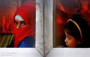 تبعید مسلمانان میانمار به جزیرهای خطرناک