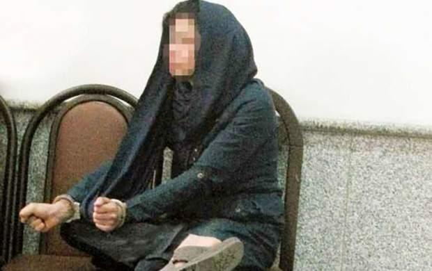زن کلاهبردار تریلیونی دستگیر شد