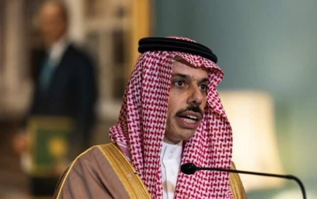 موضع گیری وزیر خارجه سعودی درباره ایران