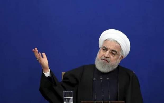 روحانی: بایدن با یک کاغذ خوب به برجام برگردد