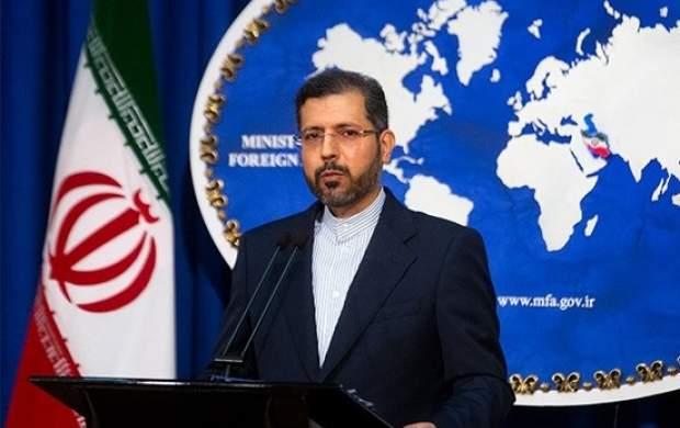 واکنش وزارت خارجه به قطعنامه ضد ایرانی