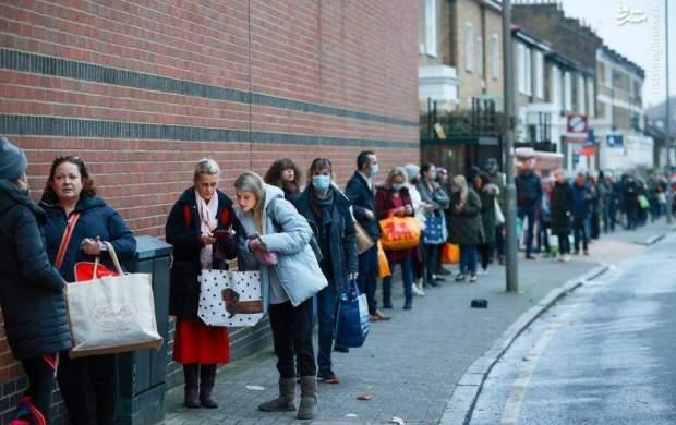 """قفسههای خالی فروشگاههای لندن  <img src=""""http://cdn.jahannews.com/images/picture_icon.gif"""" width=""""16"""" height=""""13"""" border=""""0"""" align=""""top"""">"""