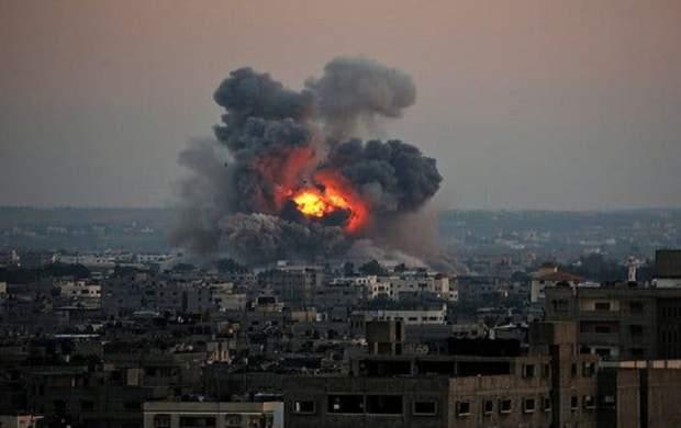 انتشار جزئیات حمله هوایی اسرائیل به سوریه