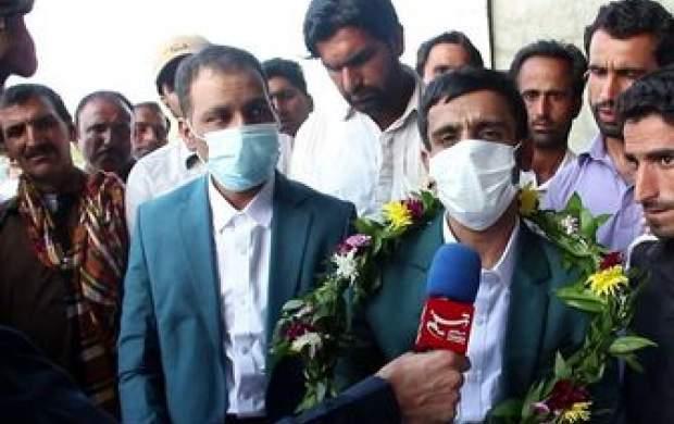 آزادی ۱۴ صیاد ایرانی توسط پاکستان