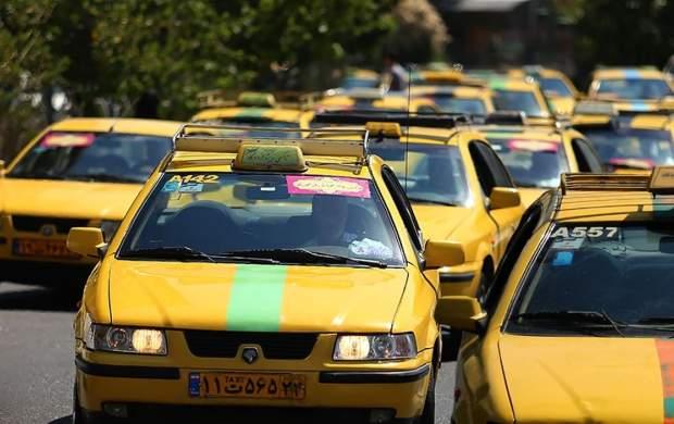 وقتی راننده تاکسی سردار سلیمانی را نشناخت