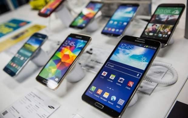 قیمت روز انواع گوشی موبایل در بازار +جدول