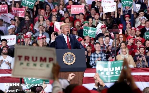 تصمیم جنجالی ۱۴۰ نماینده حامی ترامپ